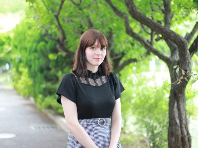 Meet Anniina O'Rourke, Teaching Intern at Aoba-Japan International School