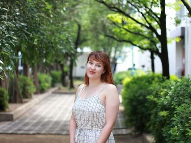 Meet Hanna Juusola, Teaching Intern at Aoba-Japan International School